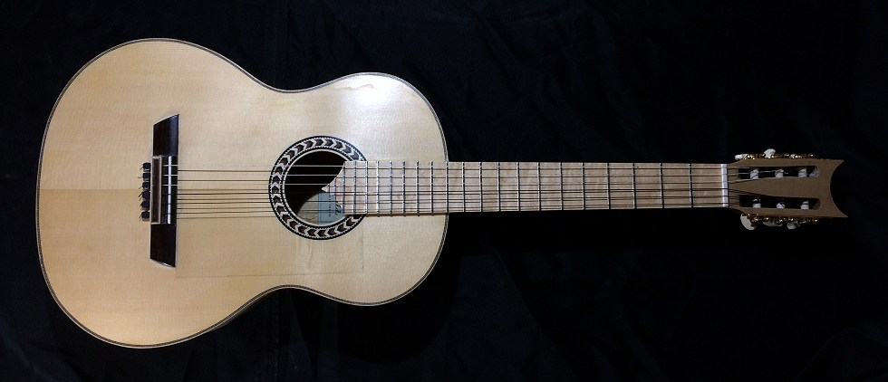 Flamenco 2 by Harrill Guitars.